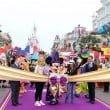Disneyland Paris: al via le celebrazioni per il 20° Anniversario