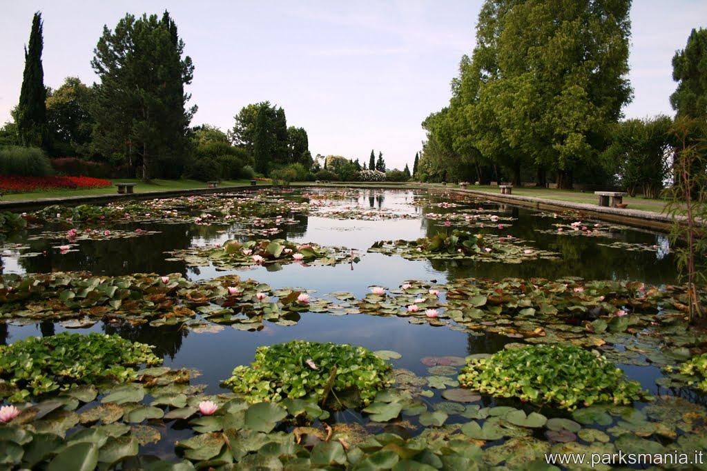 Parco giardino sigurt i vincitori del concorso i colori - Immagini di giardini di villette ...