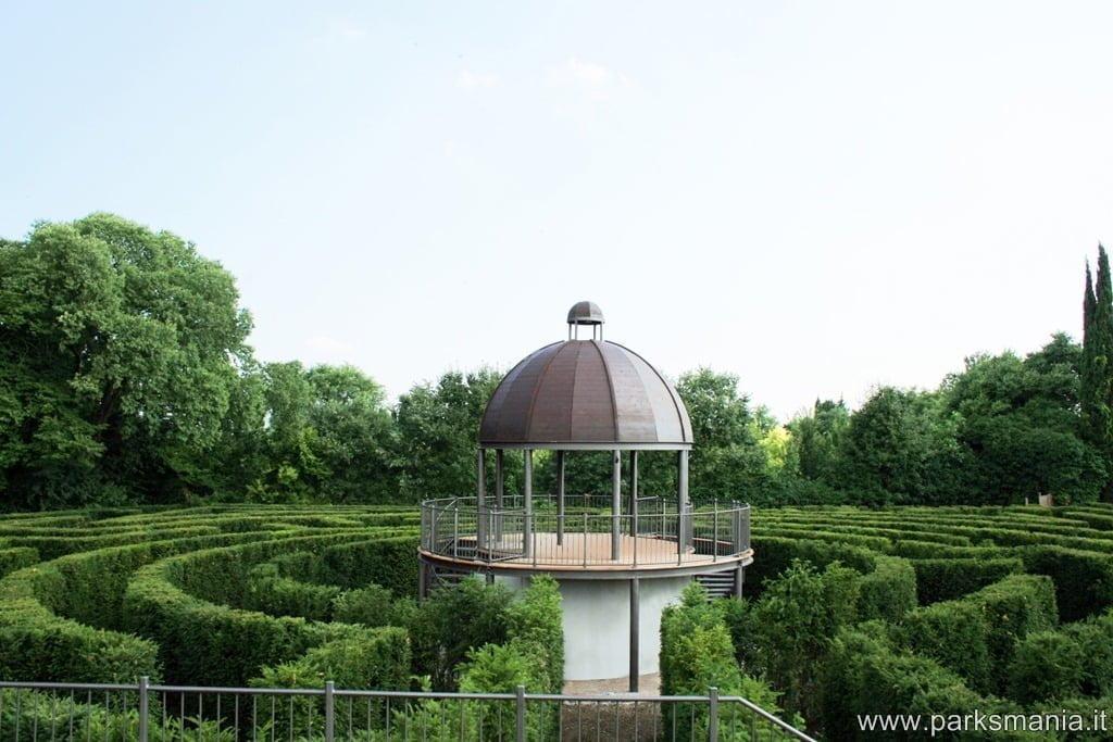 Parco giardino sigurt il labirinto parksmania for Giardino labirinto