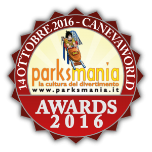 Logo Parksmania Awards 2016
