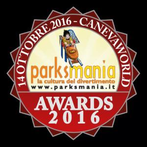Logo Parksmania Awards 2016