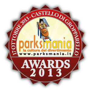 Parksmania Awards 2013