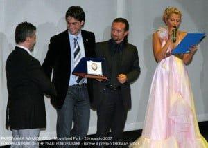 parksmania awards 2006 thomas mack europa park