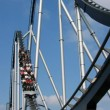 "Europa Park: ""Silver Star"" in 3D (video POV)"