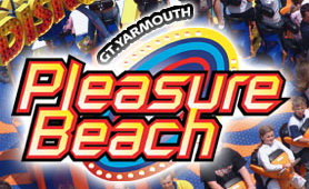 Logo Pleasure Beach