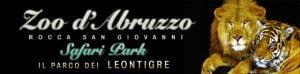 Logo Safari Park d'Abruzzo