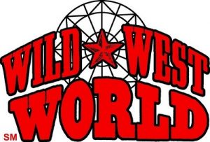 Logo Wild West World