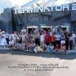 Movieland Park – Parco Studios: Le foto della Visita Ufficiale del Club al parco