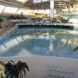 West Edmonton Mall: foto svuotamento piscina