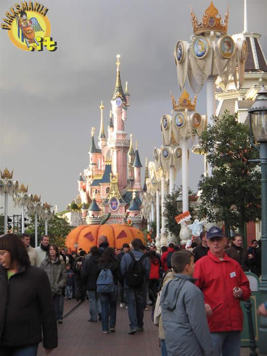 Disneyland Paris: Halloween 2006 Photos - Parksmania