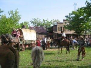 Cowboyland: novità 2008