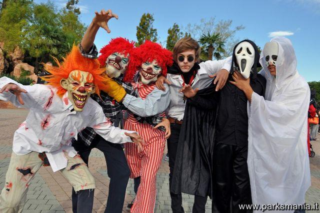 Halloween A Gardaland.Gardaland Halloween Party Il 31 Ottobre Parksmania