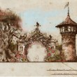 Cinecittà World: alcuni artwork del parco