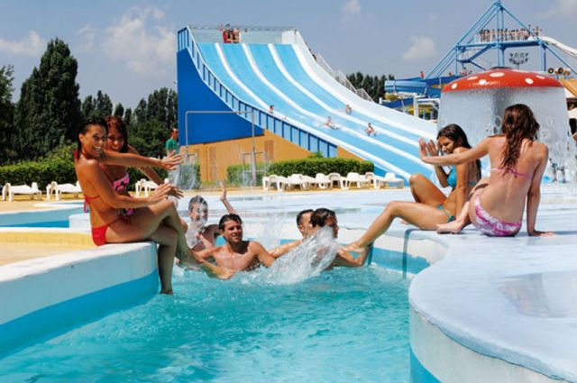 Euro waterpark sex