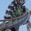 "Gardaland: 2nd place in the ""upside-down"" evolution"