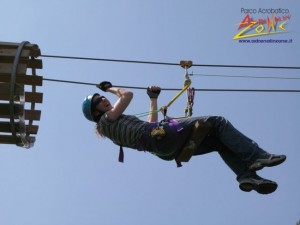 Adrenalin Zone - parco avventura