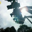 "Alton Towers: il video di ""Nemesis"""