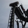 "Alton Towers: il video di ""Oblivion"""