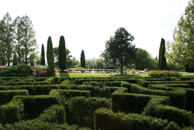 Parco giardino sigurt il labirinto novit 2011 for Giardino labirinto