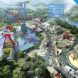 Happy Valley Shanghai: il parco apre l'8 agosto