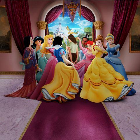 Un nuovo meet greet con le principesse disney aprirà i battenti fra