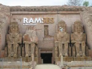 Gardaland - Ramses: il risveglio