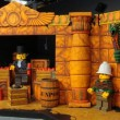 Sally Interactive dark rides for new Legoland parks