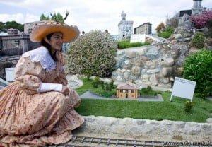 italia in Miniatura Casa Pascoli