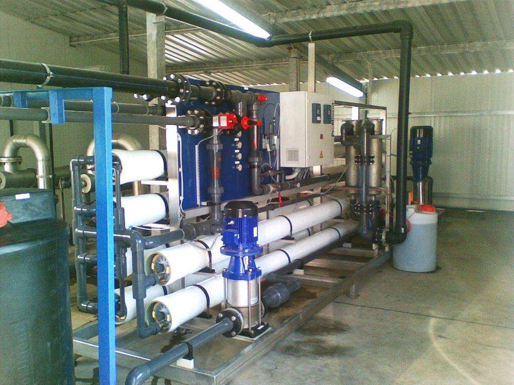 Acqua Village Cecina: nuovo sistema di filtrazione delle acque - Parksmania