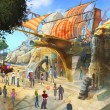 "Rainbow MagicLand: ""Olandese Volante"" in 3D (video POV)"