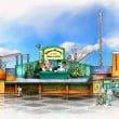 """Blackpool Pleasure Beach: in arrivo nuovo dark ride con """"Wallace e Gromit"""""""