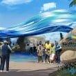 SeaWorld San Diego: rinnovamento completo dell'area di ingresso nel 2014