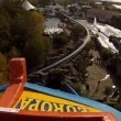 "Europa Park: ""Poseidon"" in 3D (video POV)"