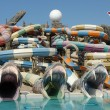 Yas Waterworld Snakes Slides