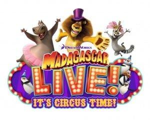 Gardaland Madagascar Live! It's Circus Time