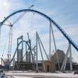 "Cedar Point: il guardiano ""GateKepeer"" sovrasta l'ingresso del parco"