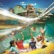 Aquaventure Dubai: nuove attrazioni thrill su una torre di 40 mt.