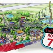 "Valleyfair: la nuova area tematica ""Route 76"" per il 2014"