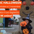 Magic World: al parco si festeggia Halloween