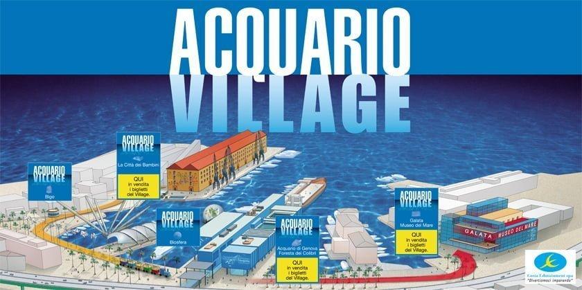acquariovillage: iniziative per il