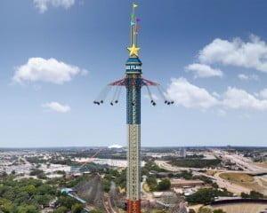 SkyScreamer sf over texas
