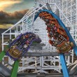 sf magic mountain twisted colossus