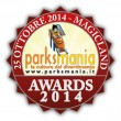 Parksmania Awards 2014: l'elenco di Nomination e Premi Speciali