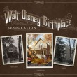 Raccolta di fondi per restaurare la casa natale di Walt Disney