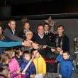 Inaugurati riciclalberi Foto Ballante  (2)