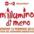 "Costa Parchi aderisce a ""Milluminodimeno"" 2015"