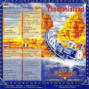 phantasialand brochure 1996 01