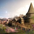 alton towers enchanted village