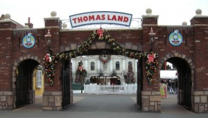 drayton manor Thomas Land Front