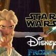 """Parchi Disney: aumento dei guadagni grazie a """"Frozen"""" e """"Star Wars"""""""